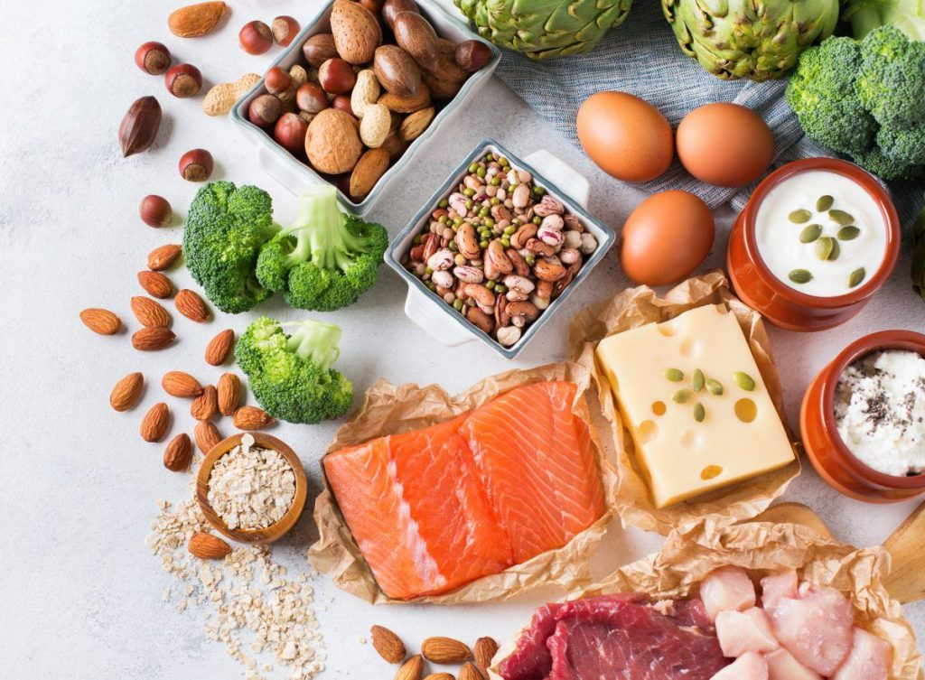 examples of protein rich food