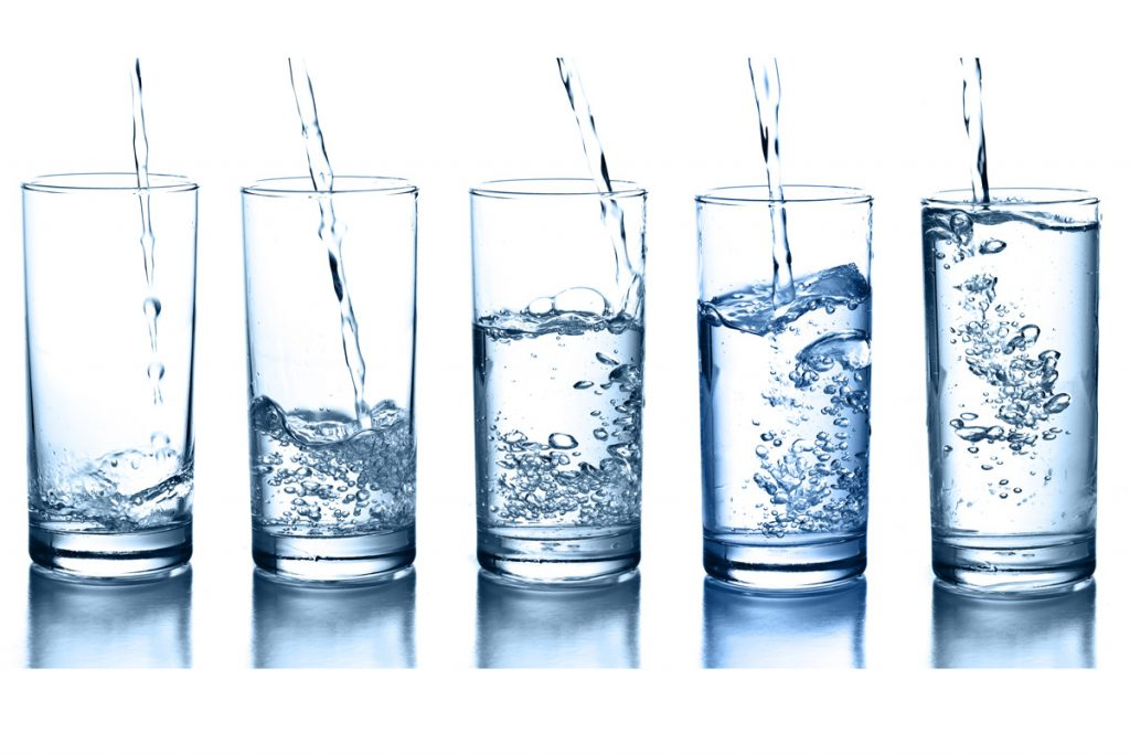 hydration should be maintained
