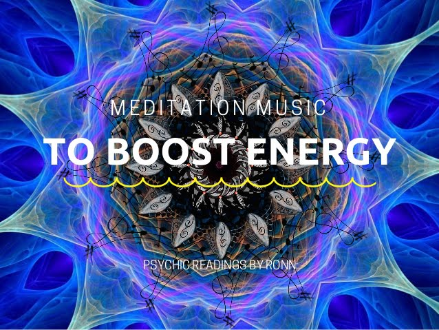 energy level  boost because of meditation