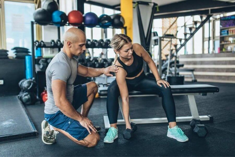 Gradually Increase Intensity And Frequency Of Workouts