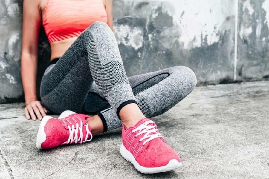 Wear Appropriate Gym Clothes And Shoes