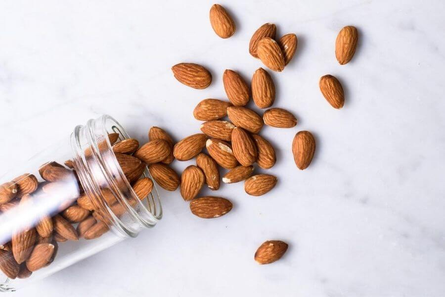 Almonds At Aid