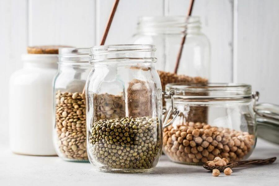 Beans, Legumes, And Many More
