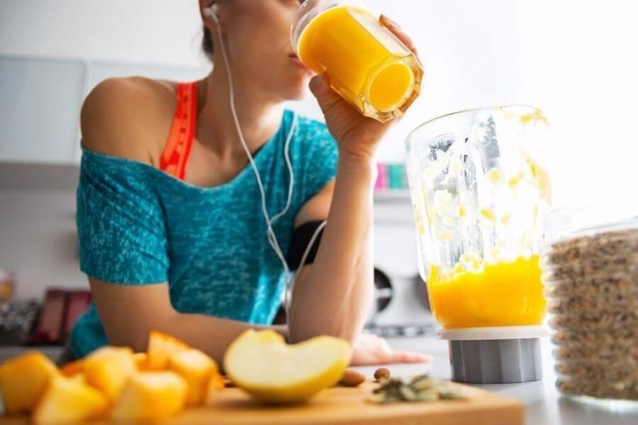 The Benefits Of Drinking Smoothies