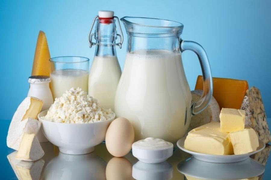 Milk And Its Products