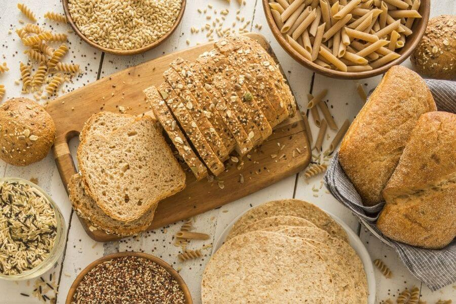 Replace Refined Carbs With Whole Grains