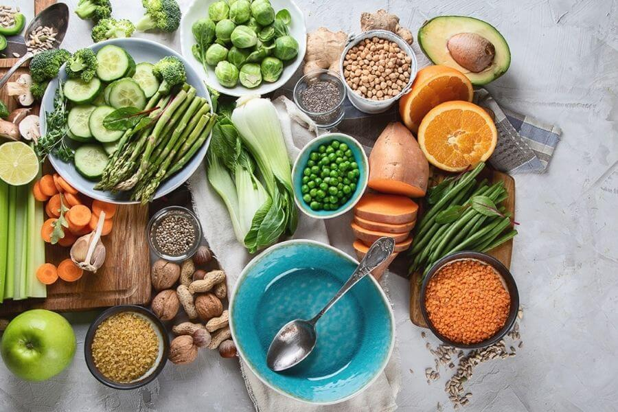 History Of A Plant-based Diet