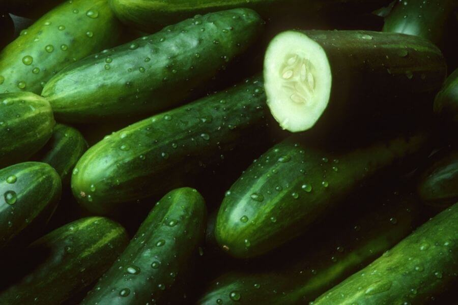 Cucumber Is Very Low In Calories.