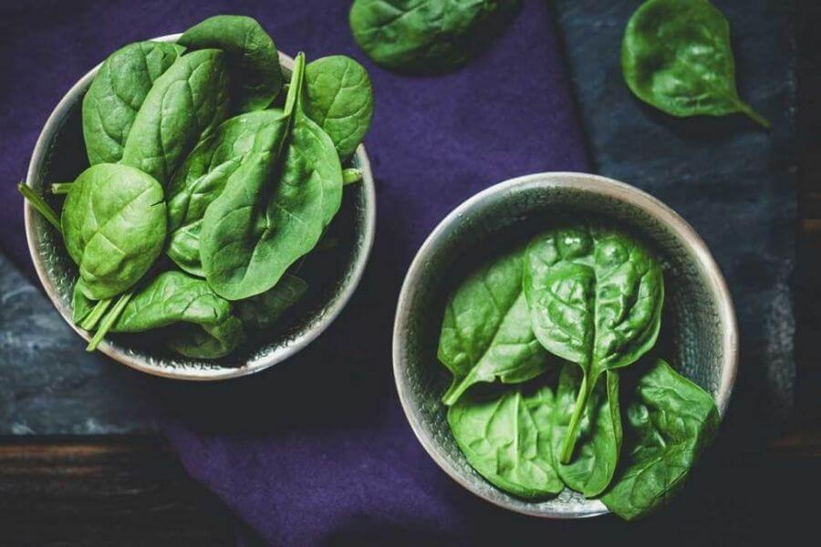 Spinach Is One Of The Healthiest Vegetables.