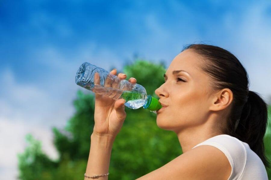 Keep Hydrating Your body