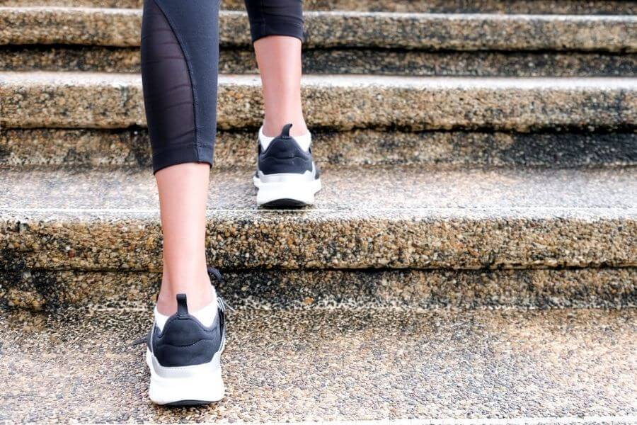 Exercise And Go For Walk Daily