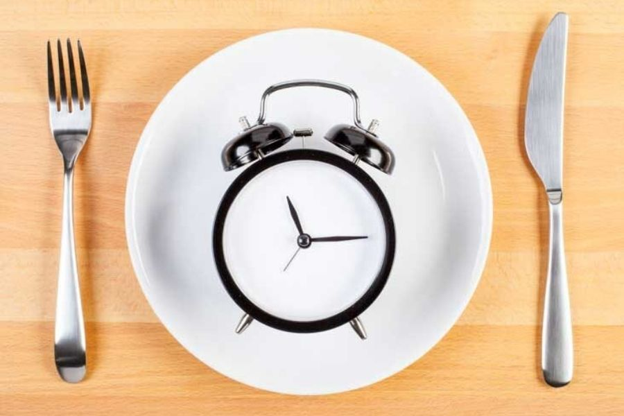 Try Intermittent Fasting