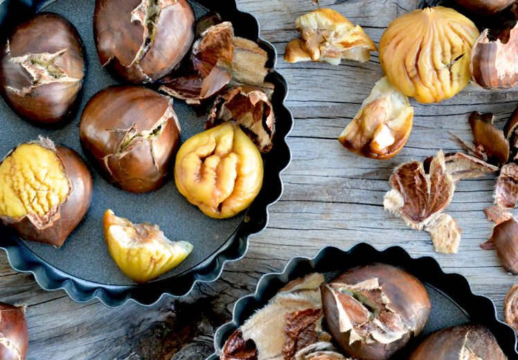 How To Consume Chestnuts?