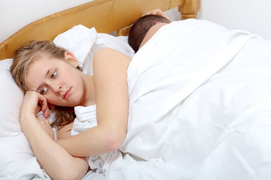 Decrease Sex Drive And Results In Infertility