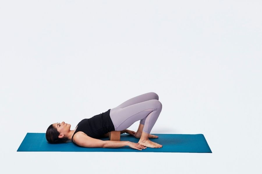 Hip Bridge Exercise