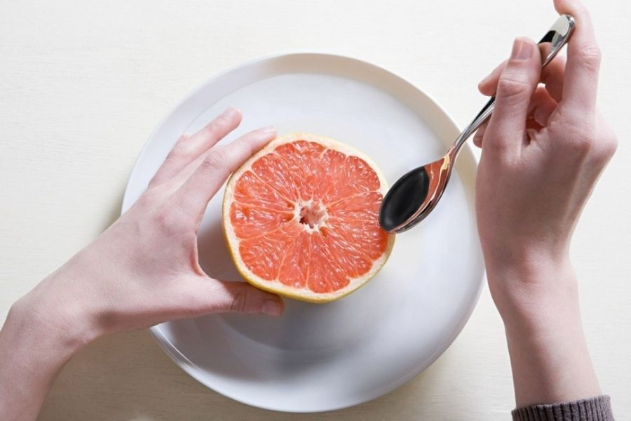 Increase Raw Fruits Intake Instead Of Drinking