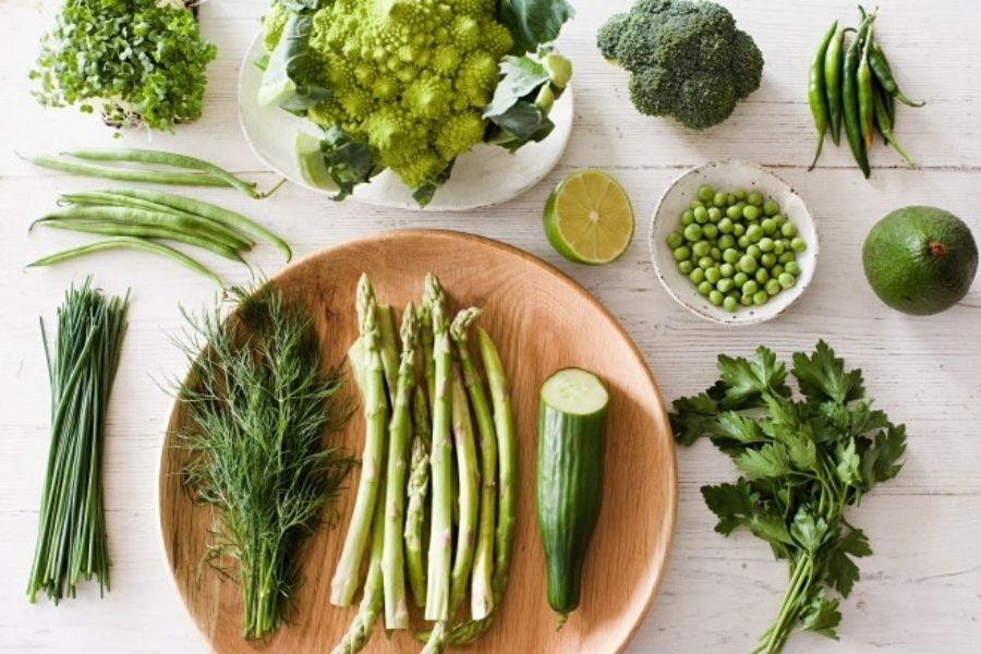 Add Green Vegetables To Your Diet