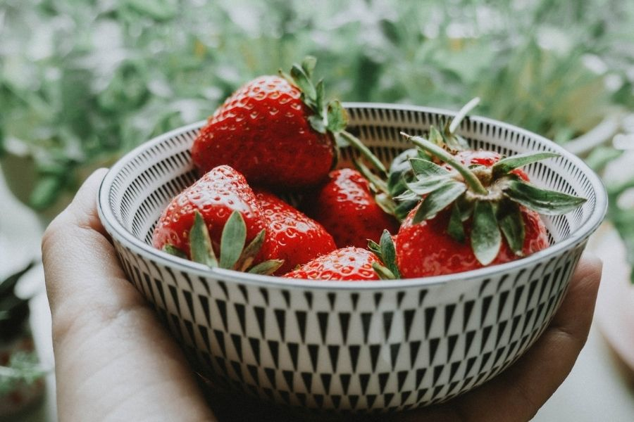 Strawberries Nutritional Facts