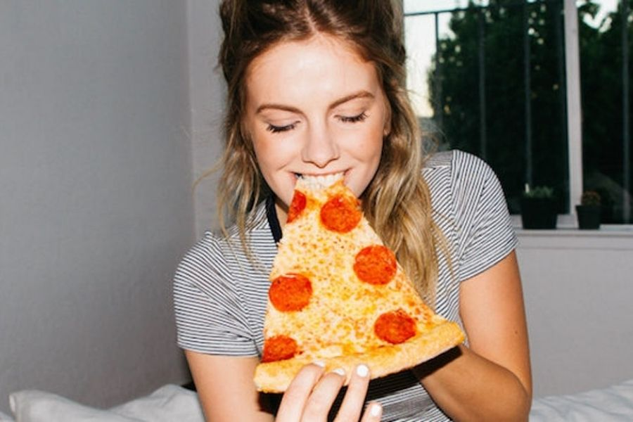 Pizza Can Boost Your Brain