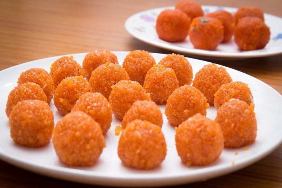 About The Superfood, Ladoo