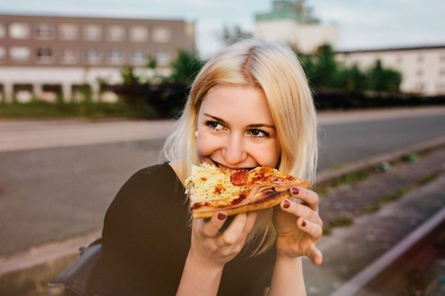 Pizza Can Make Digestion Worse