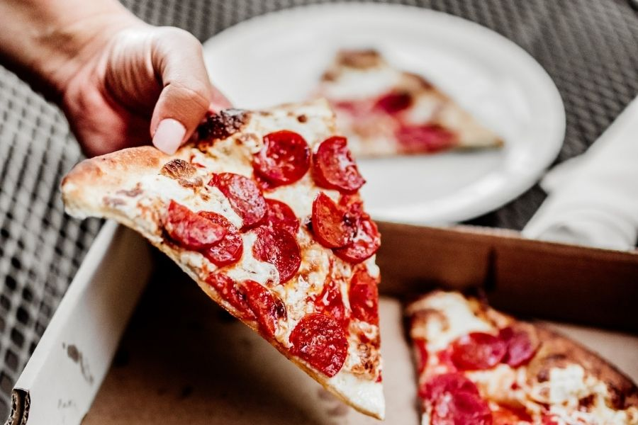 Pizza Causes The Risk Of Stroke