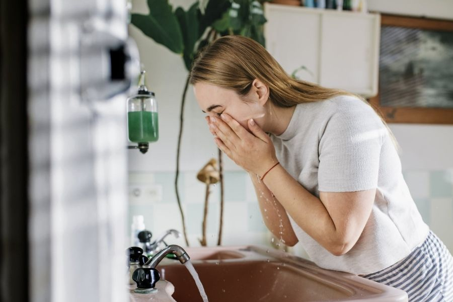Wash Your Face Regularly