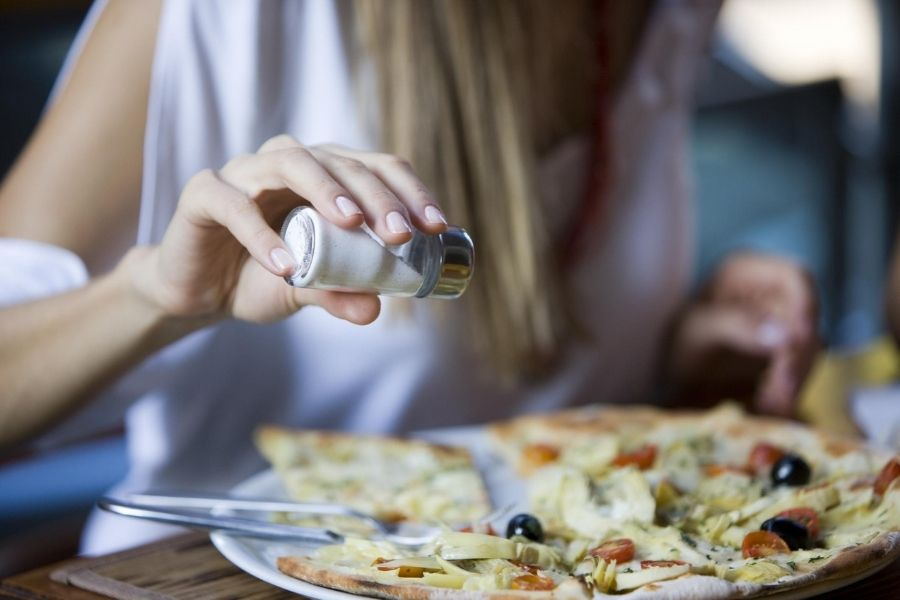 Health Risks Connected With High Salt Diet