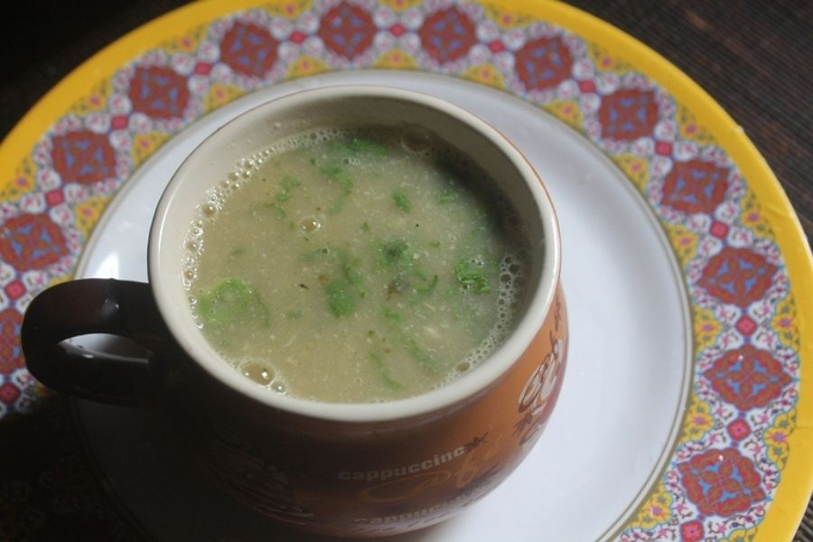Tangy Drumstick Soup