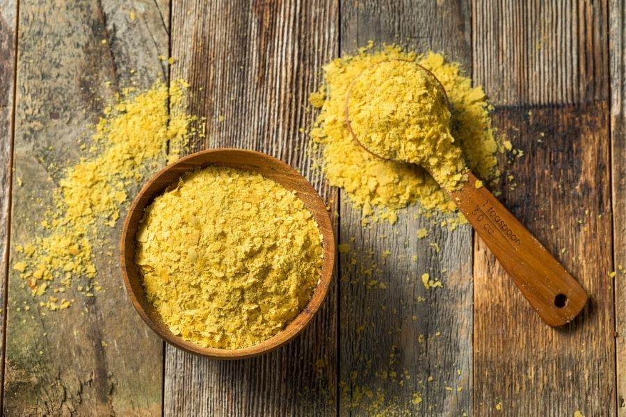 Nutritional Yeast Has Fiber