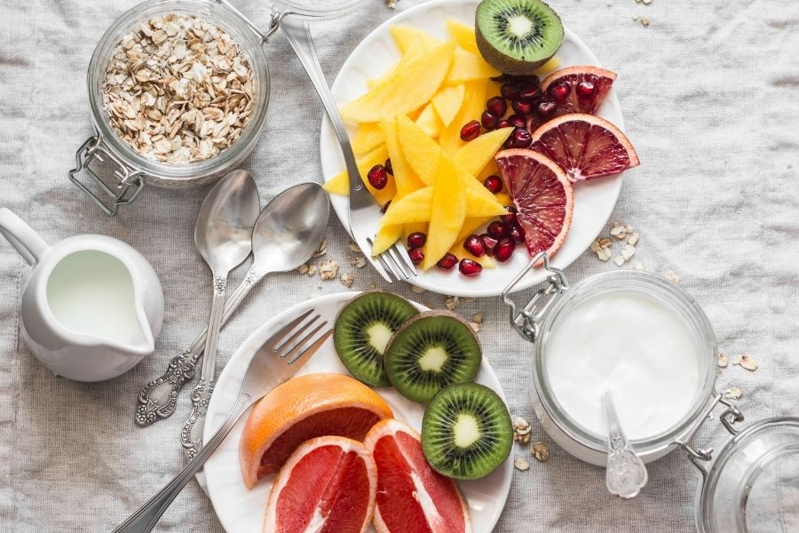 Foods Included In The DASH Diet