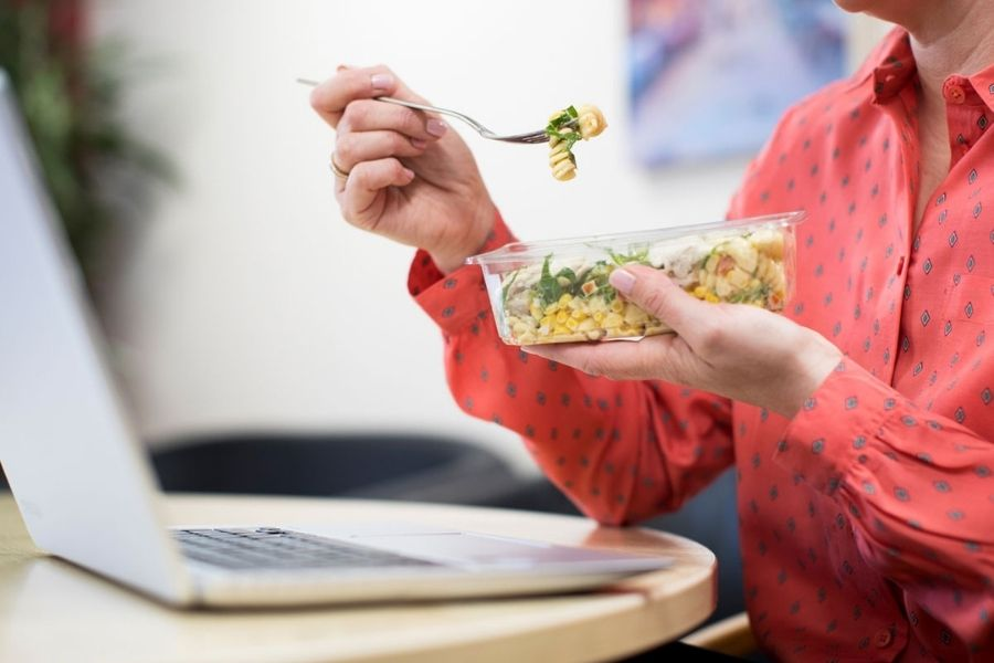 Overeating Leads To Weight Gain