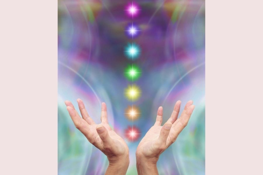 The Sequence Of The Chakras In Reiki Healing