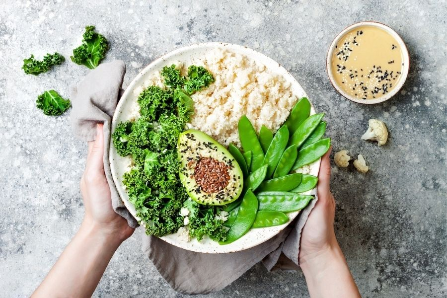 Intelligent And Healthy Food Habits