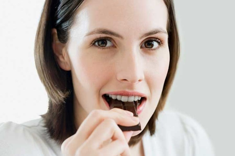Dark Chocolate Is Good For Your Skin