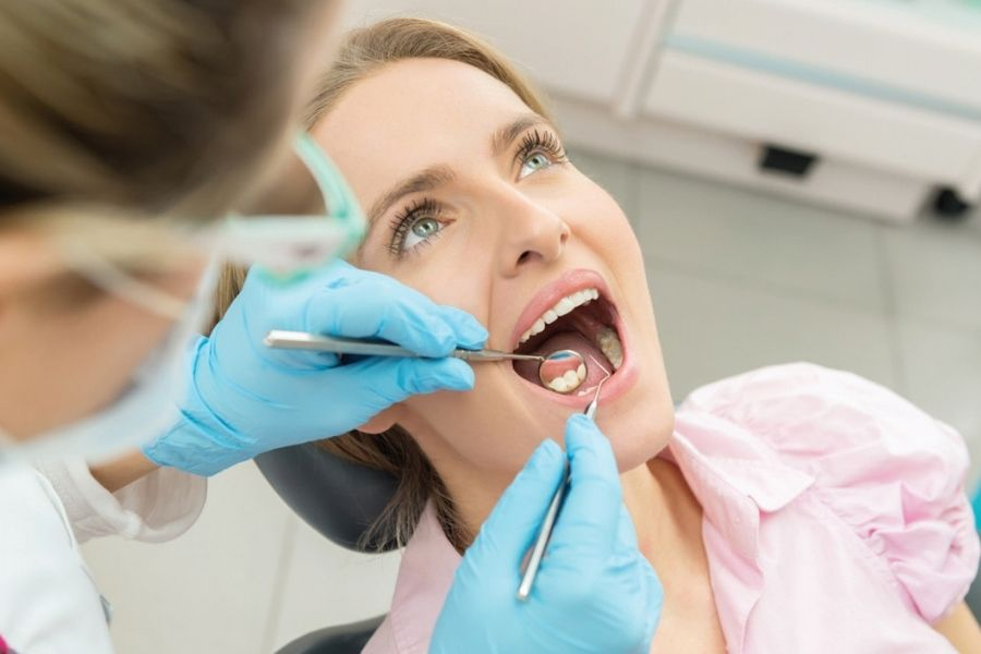 Detection Of Caries Lesion