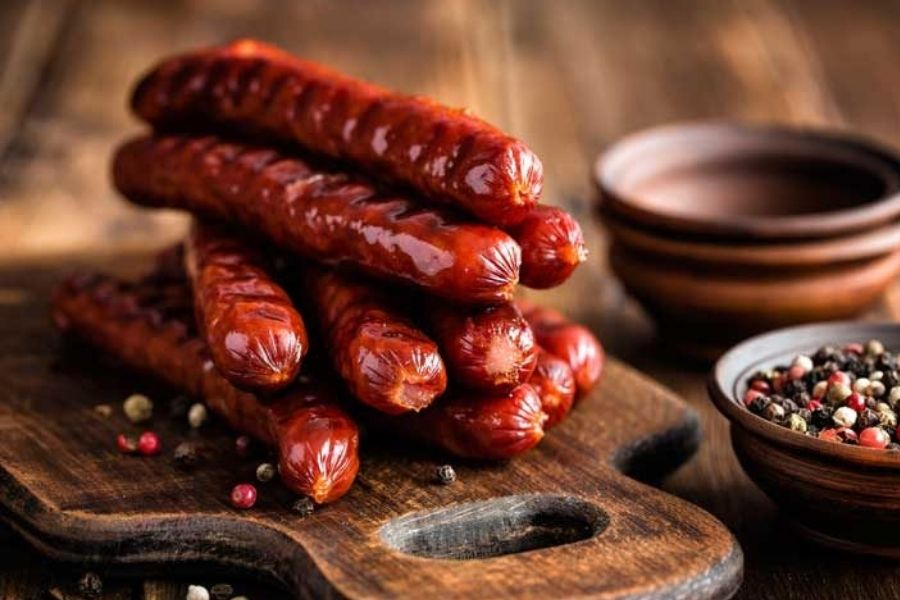 Dried Or Cured Meats