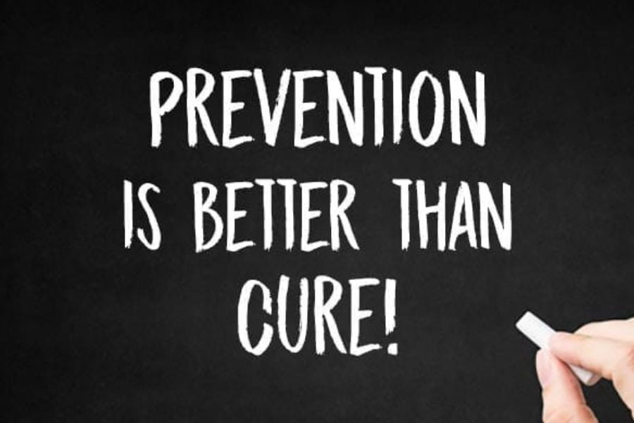 How Is Prevention Better?