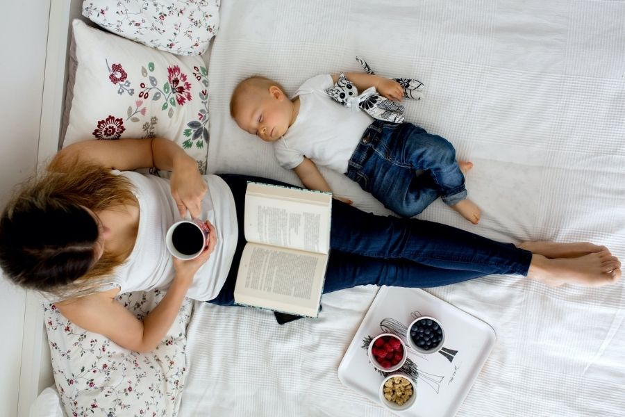 Caffeine Can Make Your Baby Irritable